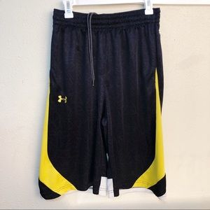Under Armour Men's Athletic Shorts Sz L
